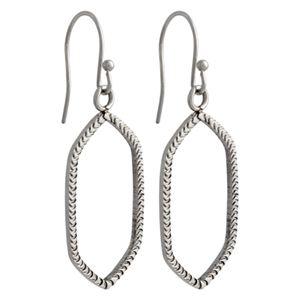 Picture of Large Silver Inspirations Earrings